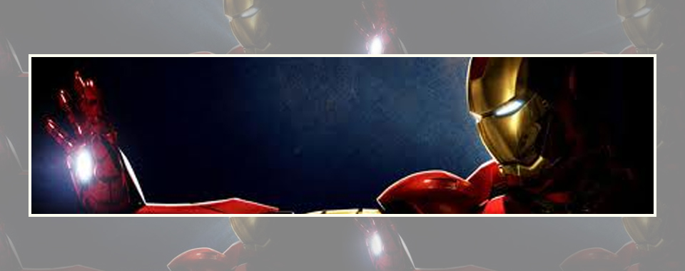 IronMan_Slider