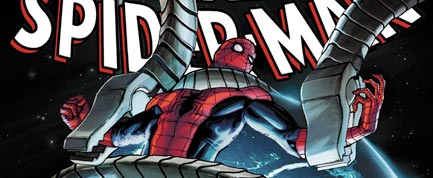 "Preview art for Amazing Spider-Man ""Ends of the Earth"""