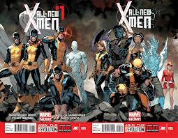 All-New X-Men #1 small cover