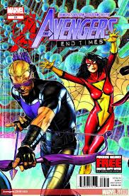 Avengers #33 small cover