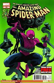 Amazing Spider-Man 699 small cover