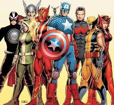 Uncanny Avengers #5 small cover