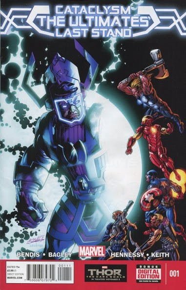 Cataclysm The Ultimates Last Stand #1 cover