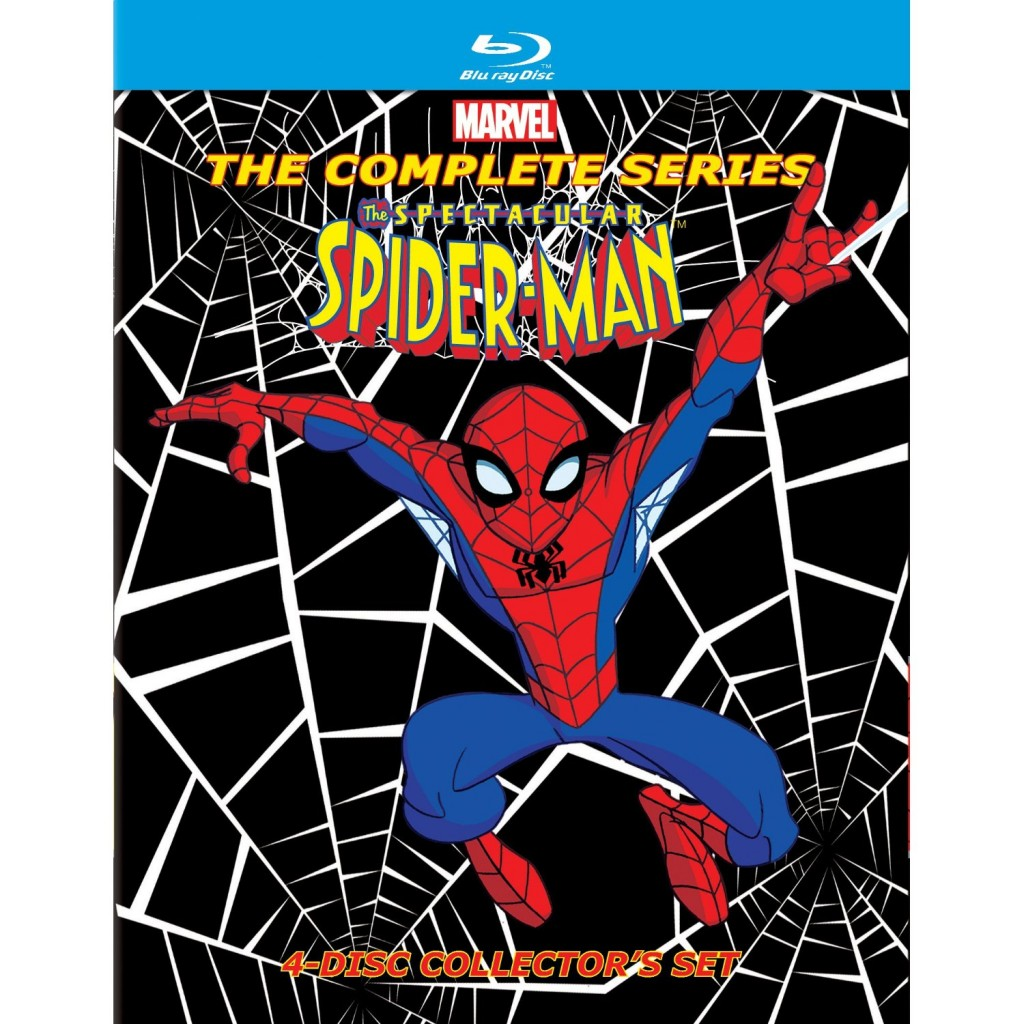 Cover to the Blu Ray.