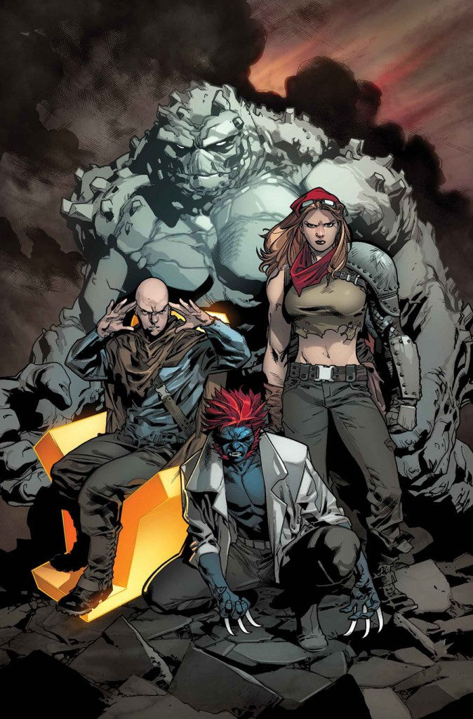 All-New X-Men #27 cover art