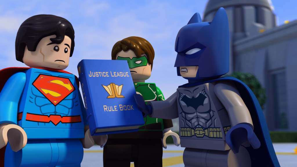 Lego DC Comics Super Heroes: Justice League vs
