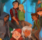 Lumberjanes Gotham Academy #1 Main Cover by Mingjue Chen featured image