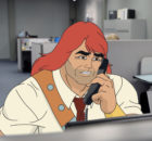 "SON OF ZORN:  Zorn (voiced by Jason Sudeikis) in the ""Defender of Teen Love"" episode of SON OF ZORN airing Sunday, Sept. 25 (8:30-9:00 PM ET/PT) on FOX.  ©2016 Fox Broadcasting Co.  Cr:  FOX"