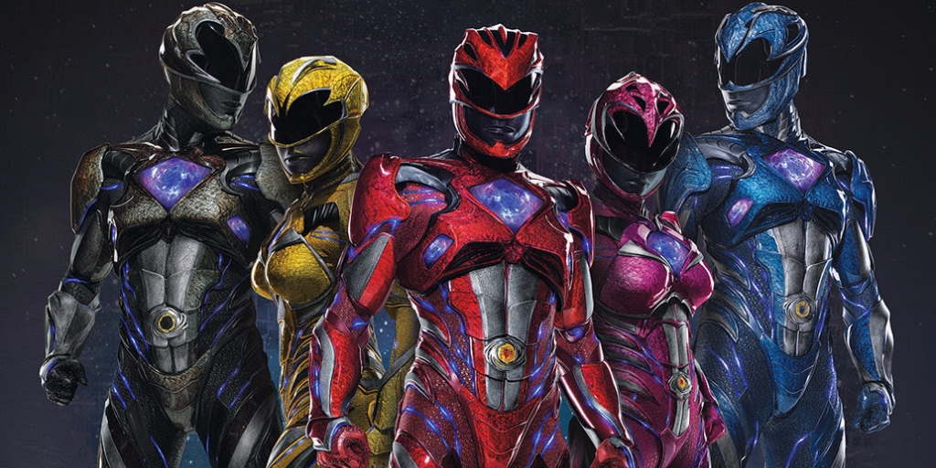 Power Rangers Aftershock Graphic Novel Morphs Out Of