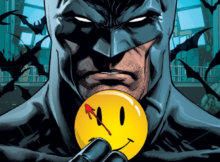 BATMAN IMAGE FROM THE BATMAN #21 LENTICULAR COVER header