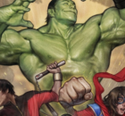 Totally Awesome Hulk #15 cover header