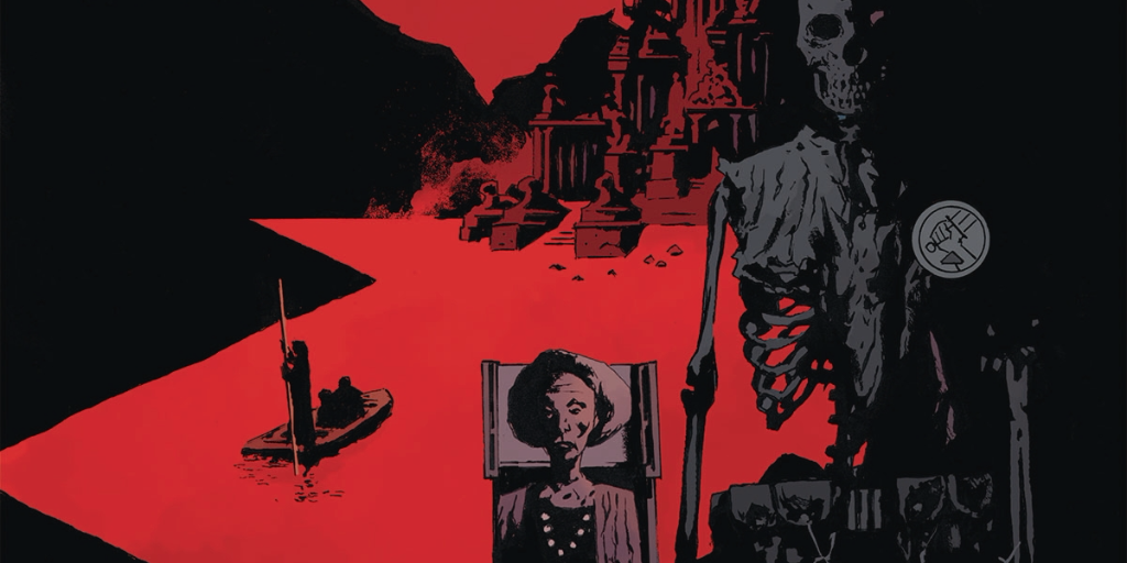 BPRD Hell on Earth Vol 15 header
