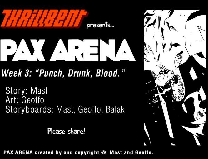 Pax Arena