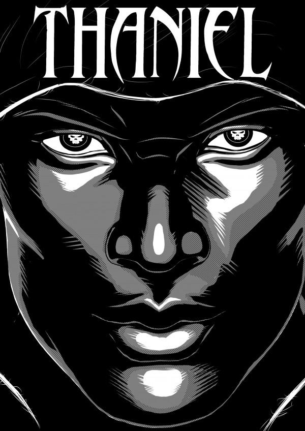 Thaniel #1 cover art