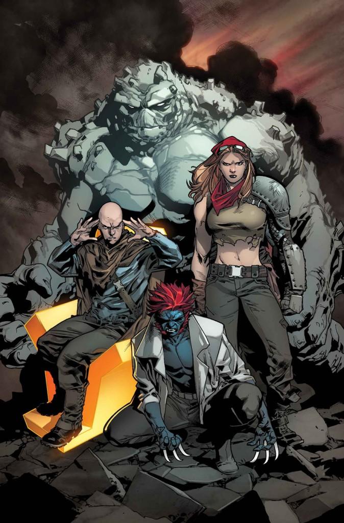 All-New X-Men #27 cover art