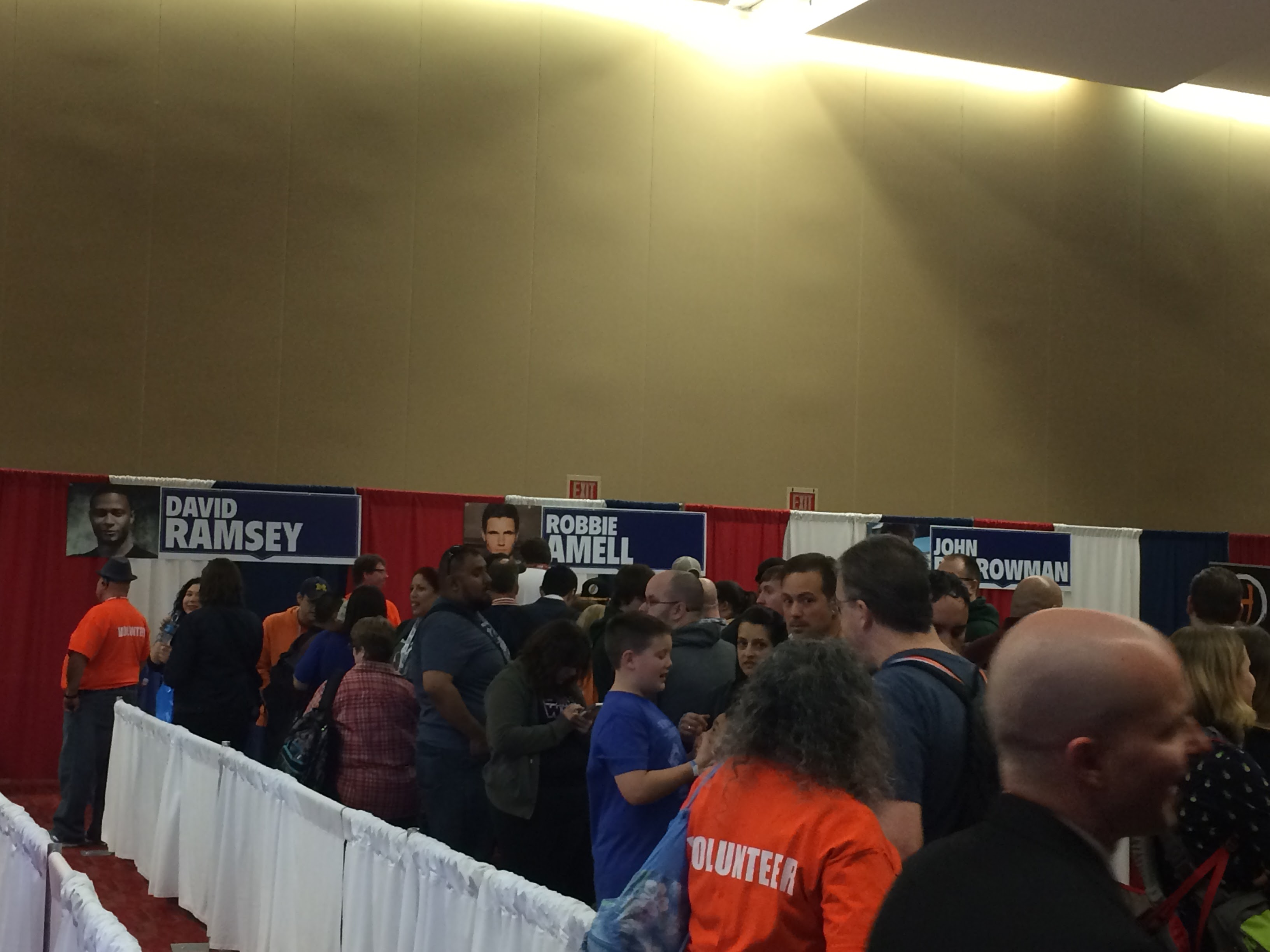 Dallas comic con 2016 recap the kliq nation some of the creators on hand were gracious enough to speak with me about their upcoming projects and how they were enjoying m4hsunfo