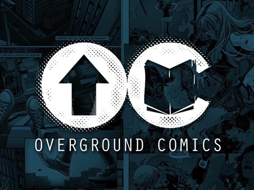 Overground Comics logo