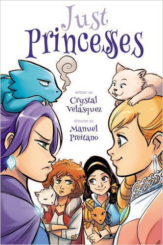 Comic Book Chronicles Ep 180 Just Princesses Featuring