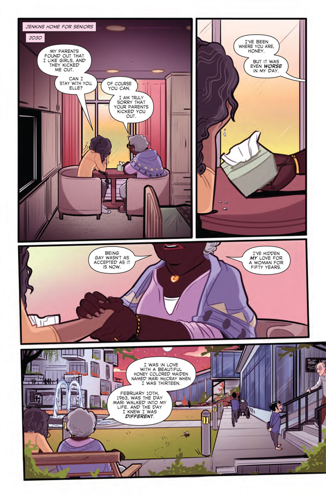 Big Love preview page 1