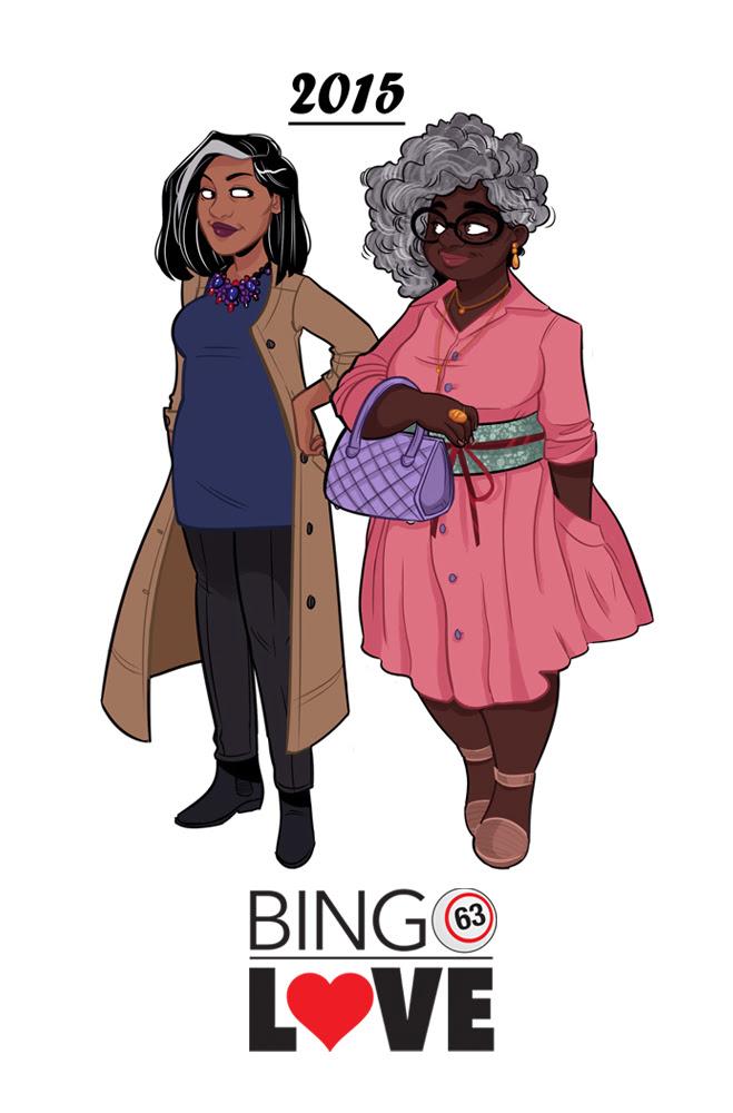 Bingo Love 2015