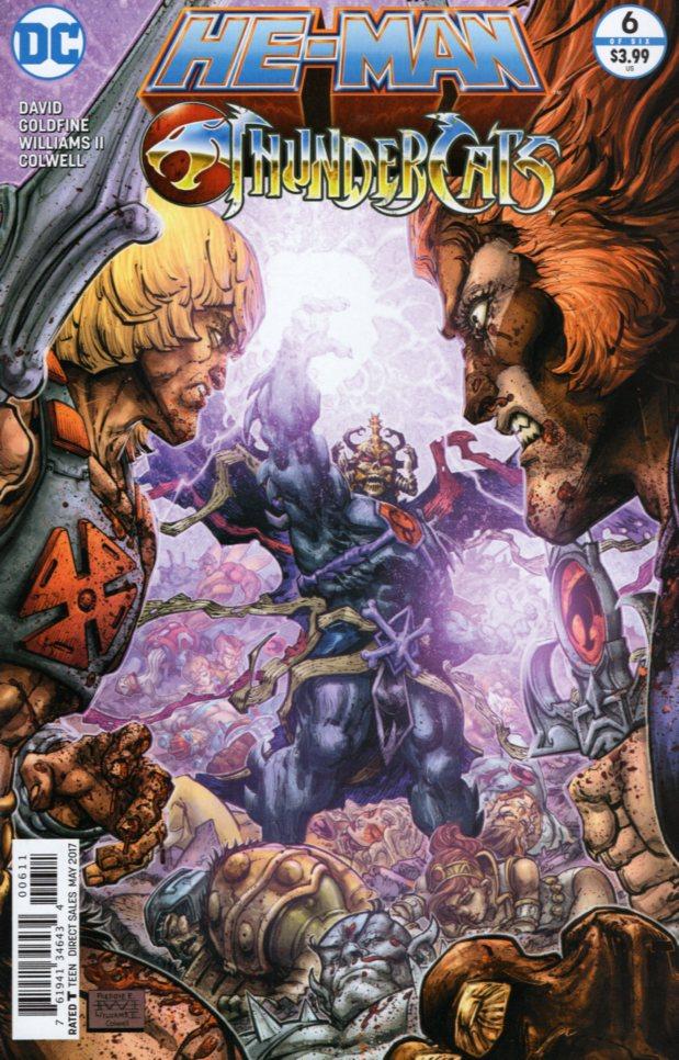 He Man Thundercats #6