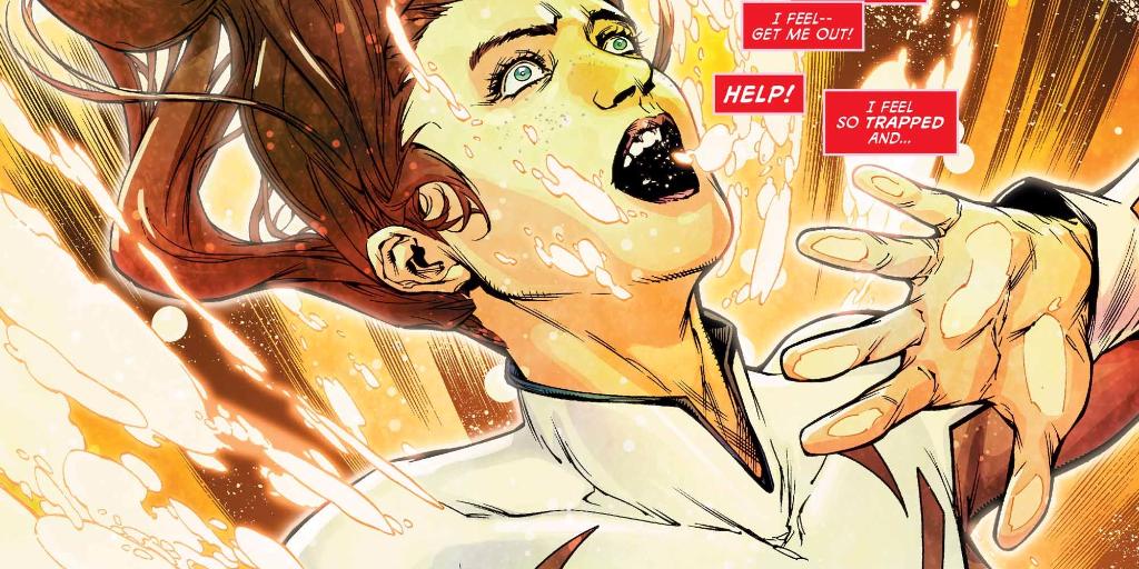 Superwoman #9 header